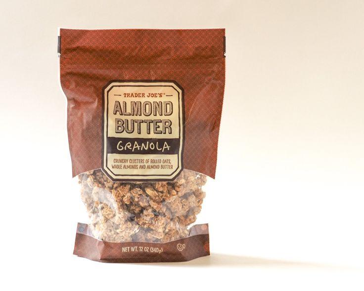 Pick Up: Trader Joe's Almond Butter Granola ($4)