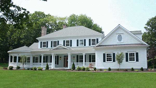 Plan W32485WP: Luxury, Premium Collection, Farmhouse, Photo Gallery, Country, Corner Lot, Traditional House Plans & Home Designs