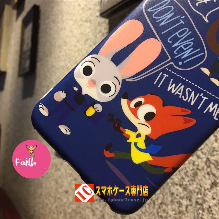 ズートピア ジュディ・ホップス スマホケースiPhone6s