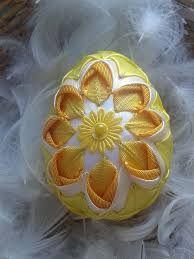 Znalezione obrazy dla zapytania nešitý patchwork vajíčko
