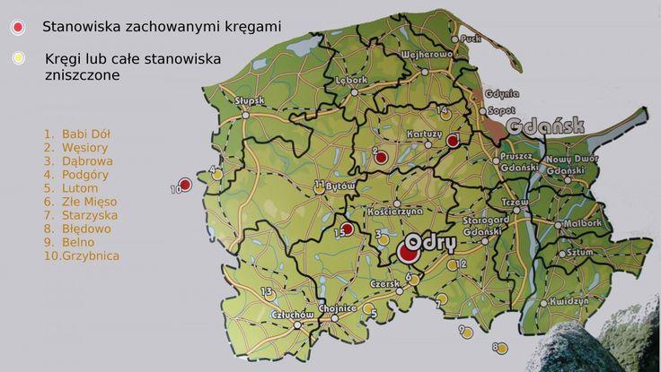 Kamienne kręgi w Polsce cz. I. | Wyprawy Alex i Papa na Blue Planet