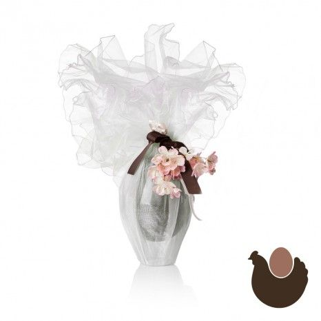 "Special Kit ""Create Your Own Dark Chocolate Egg"""