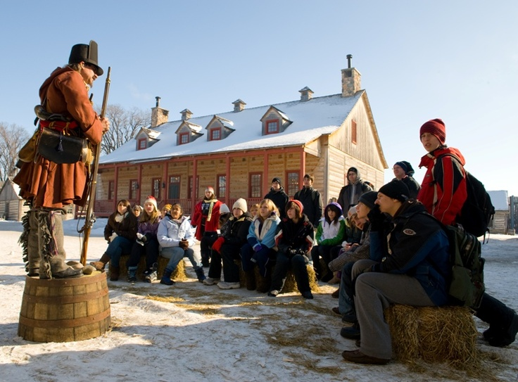 Festival du Voyageur celebrates the history of the fur trade and ongoing vibrant contribution of the French-Canadian community to Western Canada's cultural landscape. One of the largest outdoor festivals in Canada throughout the winter months, Festival features French-Canadian music, interpretive theatre, and traditional cuisine, just to name a few. With programs specially designed for schools, Festival is something our students look forward to year after year.