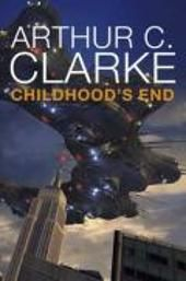 ARTHUR C CLARKE - CHILDHOOD'S END - Earth has become a Utopia, guided by a strange unseen people from outer space whose staggering powers have eradicated war, cruelty, poverty and racial inequality. When the 'Overlords' finally reveal themselves, their horrific form makes little impression.  A child begins to dream strangely - and develops remarkable powers. Soon this happens to every child - and the truth of the Overlords' mission is finally revealed to the human race...
