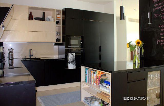 TillinRaksa: Uuden alkua ja kuvia keittiöstä !
