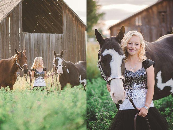 Lizzy   Horse Senior Pictures - Lauren Anderson Photography