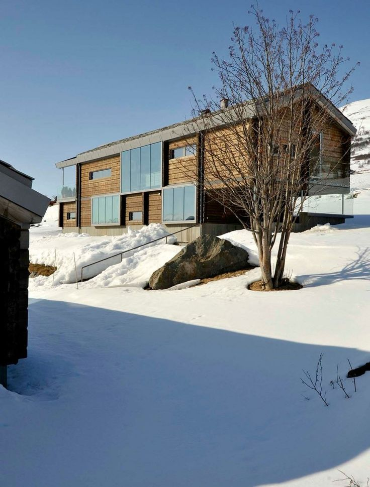 Log House by JVA (1)