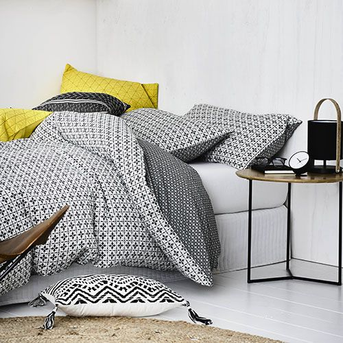 Marrakesh Quilted Quilt Cover