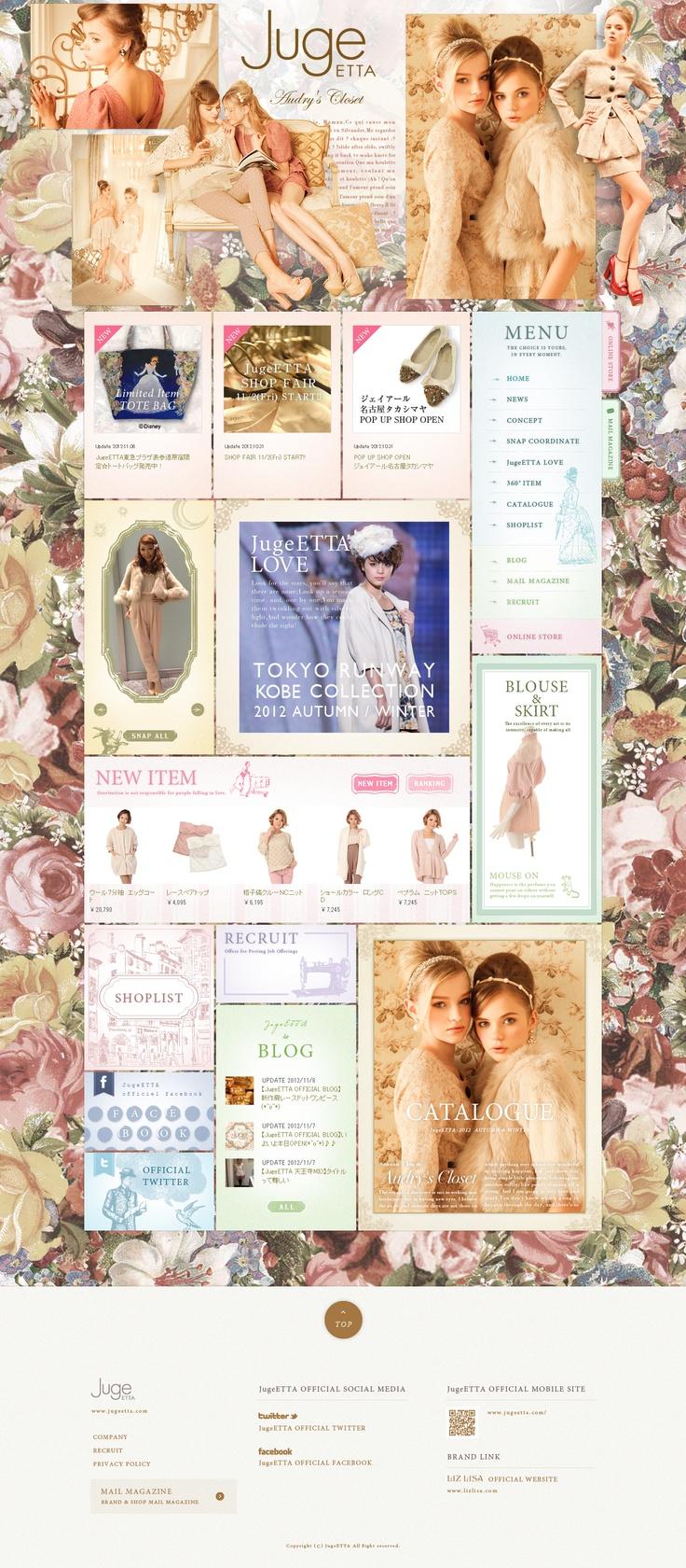 http://jugeetta.com/ #webdesign