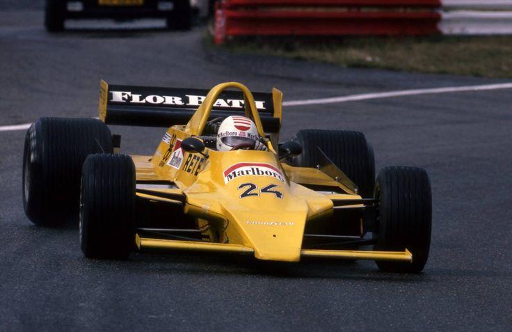 """ Arturo Merzario, Merzario-Ford A4 - 1979 Dutch Grand Prix, Zandvoort [2048x1328] "" @F1 #F1 """