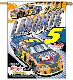 Terry Labonte Banner 27x37 #TerryLabonte