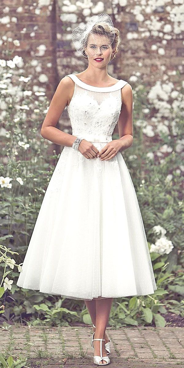 32 best Brautkleid Kurz images on Pinterest | Short wedding gowns ...