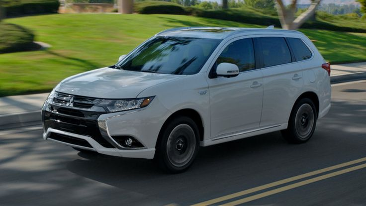 Mitsubishi launches, prices 2018 Outlander PHEV for U.S.