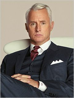 A 'Mad Men' character study: Roger Sterling, better living through chemistry