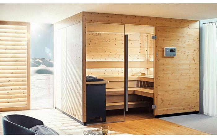 Chalet Design Sauna, by #Klafs