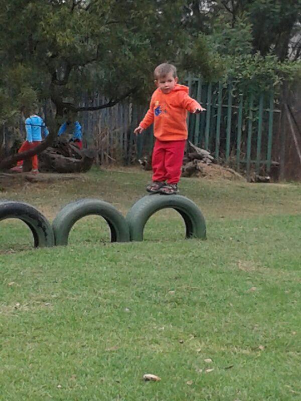 Field and study park - Gauteng South Africa