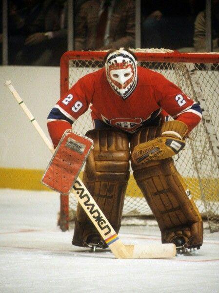 Ken Dryden / Montreal Canadiens