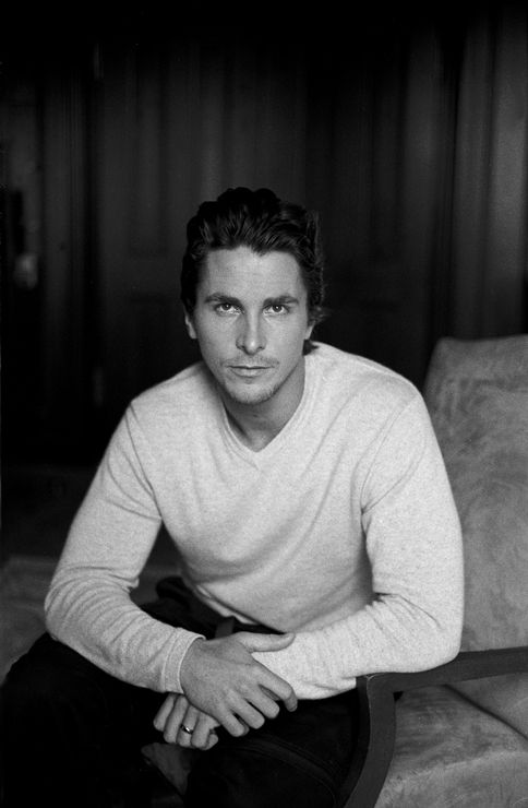 Christian Bale Photo taken around the time that American Psycho came out.