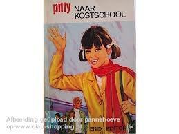 pitty gaat naar kostschool -