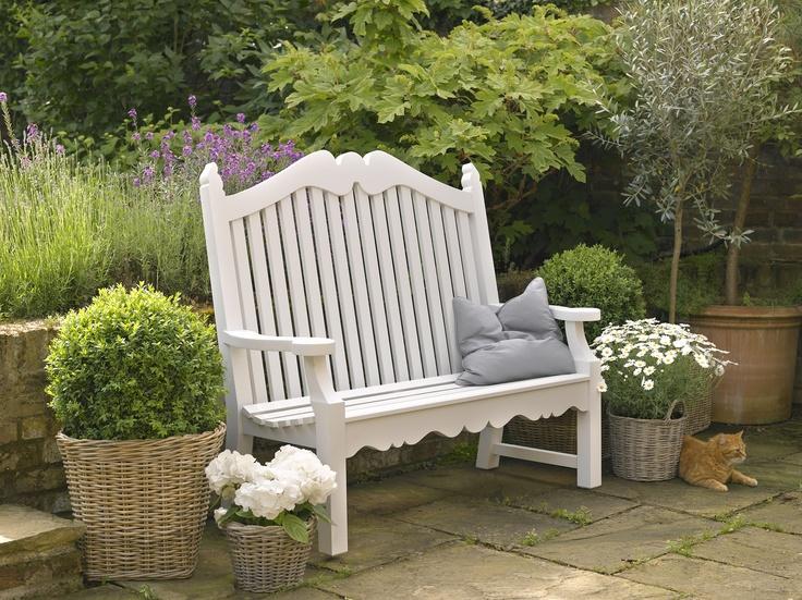 garden furniture colour ideas