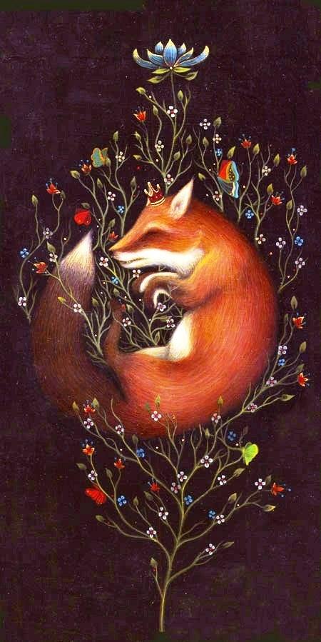 Le sommeil du renard