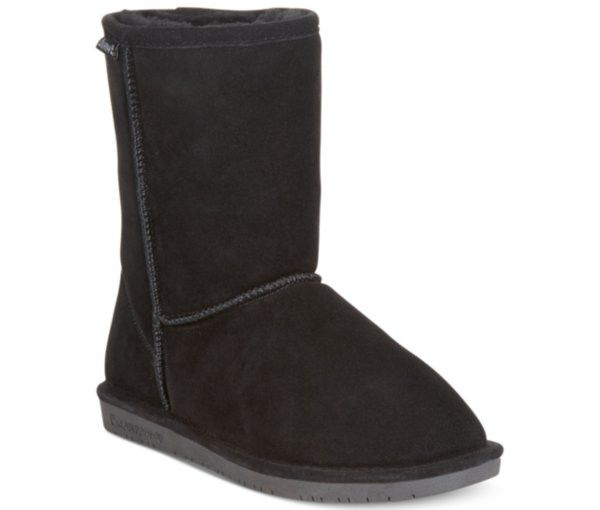 BEARPAW COLD WEATHER EMMA SHORT BOOT