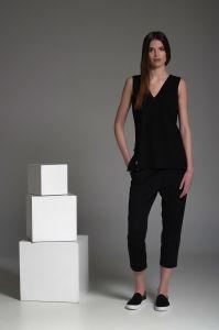 spodnie LOUNGE czarne