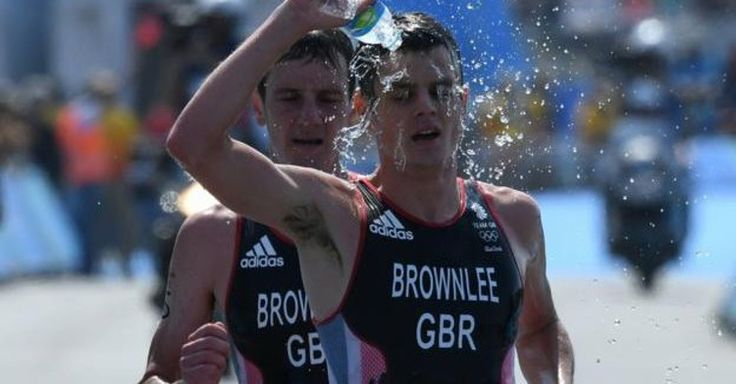 #Brownlee brothers storm away Gold and Silver medals at Rio2016 #Triathlon in #rio2016 in phlow