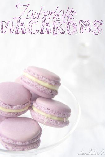 Eine Überraschung in Pastell – Meine ersten Macarons