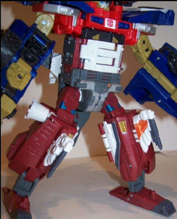 Ironhide Powerlink jet fire
