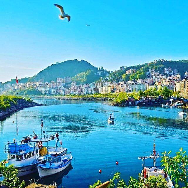 Giresun ⛵ Eastern Blacksea Region of Turkey