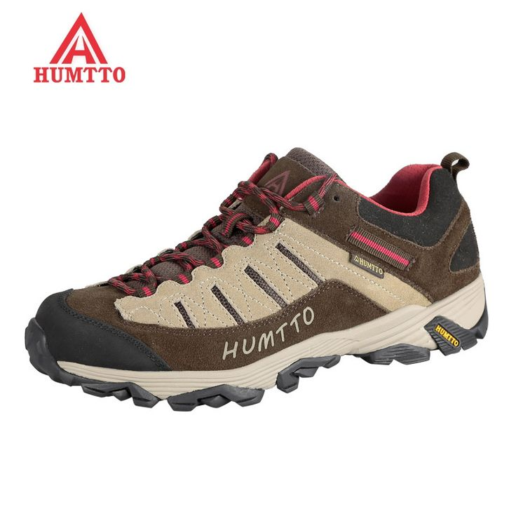 new autumn winter outdoor trekking sport shoes men hiking camping sneakers comfortable man shoe lace-up rubber