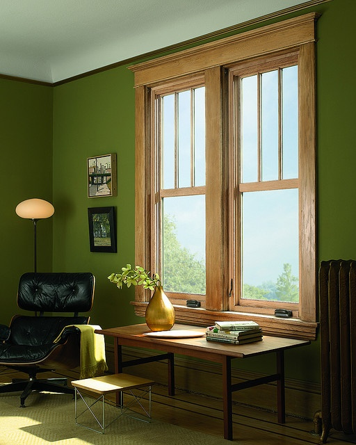Ulimate Replacement Casement Simulated Double Hung Marvin Windows
