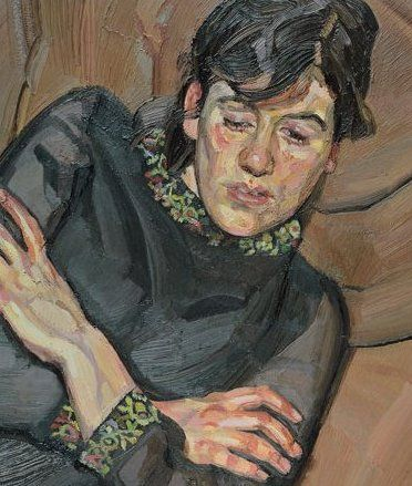 Lucian Freud. Love his portraits.
