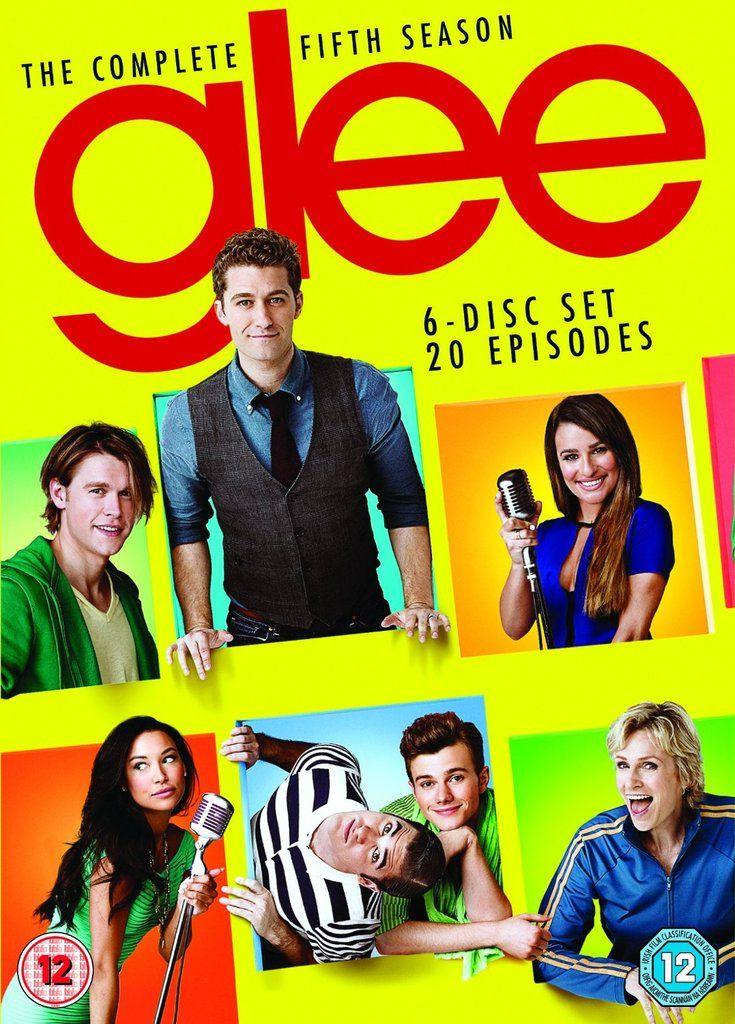 Glee saison 5 en dvd/blu-ray