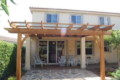 Pergola Clear Corrugated Roofing Pergola Patio