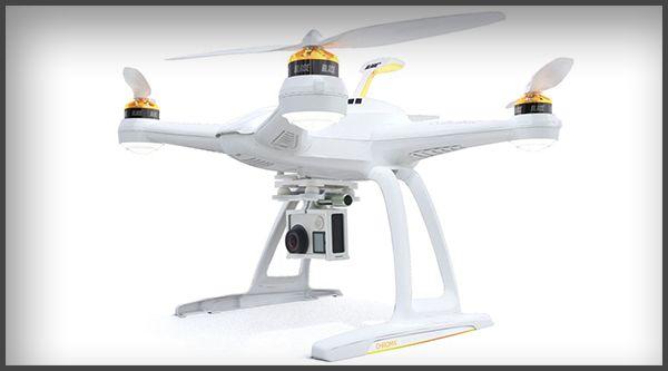 Filmowanie techniką Dron