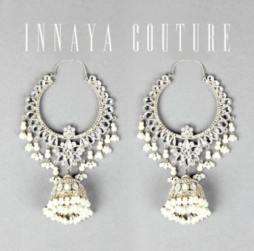 Innaya Couture Jewellery #indian #jewelry #silver