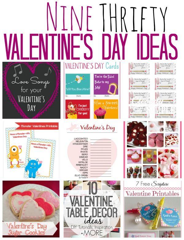 Cheap Valentines Day Ideas!