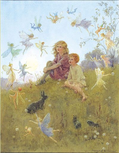 Do You Believe in Fairies? - Margaret W. Tarrant