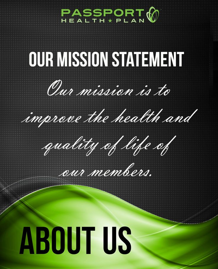 Our Mission.....
