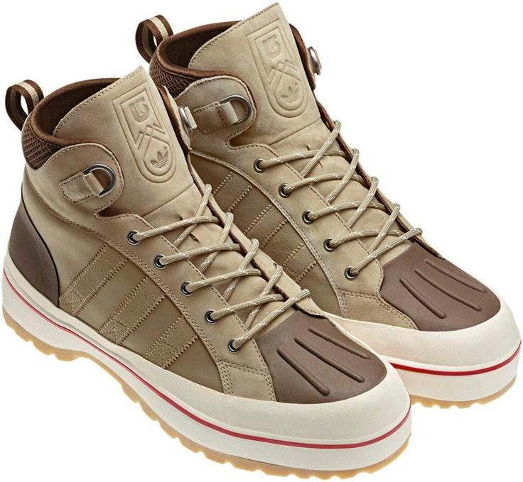 wholesale dealer 4e687 cc4f5 ... Burton x adidas Originals FallWinter 2011 Footwear Collection ...