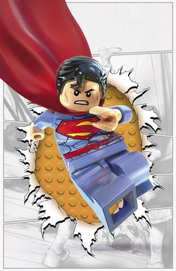 20 best Lego Justice League images on Pinterest   Lego justice ...
