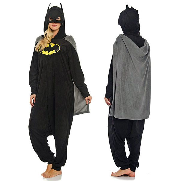 Batman Kigurumi Pajamas