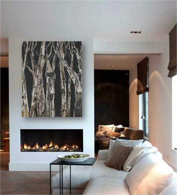 118 best images about large wall art original paintings for Dining room canvas wall art