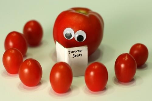 We use them in many of our meals – but did you know that tomatoes originate from the West of South America?!