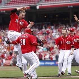 Cincinnati Reds First Postseason Game Times Announced!!