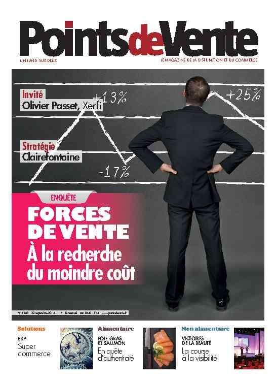 Points de vente n°1163,  22 septembre 2014