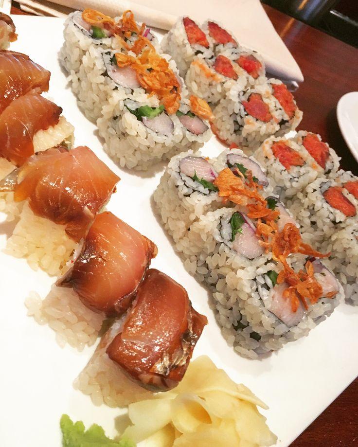 Sushi Happy Hour