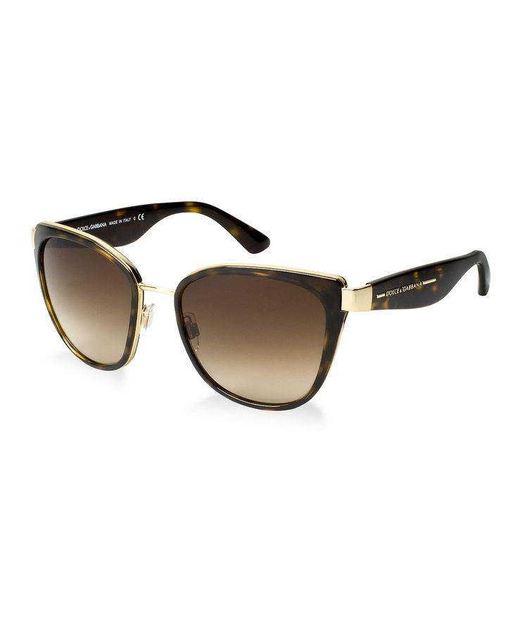 Sunglass Hut Outlet: Dolce & Gabbana Sunglasses, DG2107